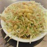 ミニ野菜サラダ<自家製胡麻マヨソース>